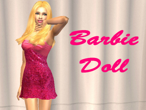 Sims 2 — Barbie Doll by cookiesandmilk5202 — For my very first upload on TSR, I bring to you everybody\'s favorite