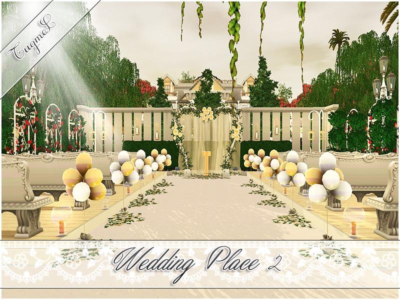 TugmeL's Wedding Place-2 Full Furnished