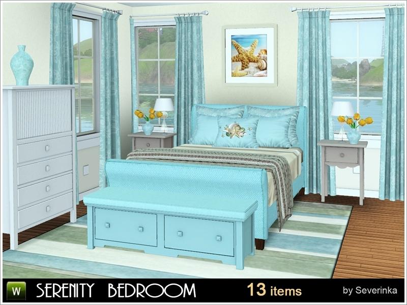 . Severinka  s Serenity Bedroom