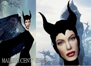 Sims 2 — Maleficent by predrag002 — Maleficent from the movie Maleficent