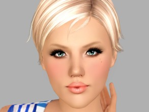 Sims 3 Updates - Praline Sims : Delicate Freckles by Praline Sims