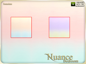 Sims 3 — nuance wall by jomsims — nuance wall