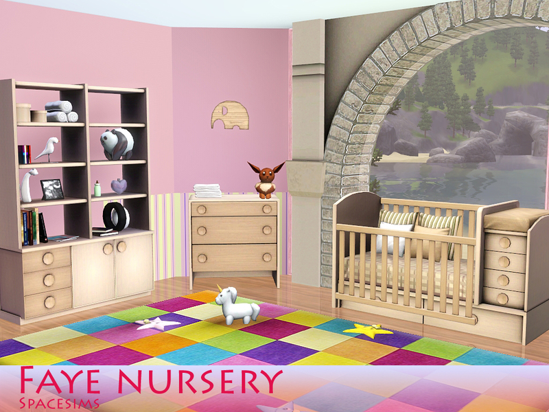 Sims 3 Nursery Sets