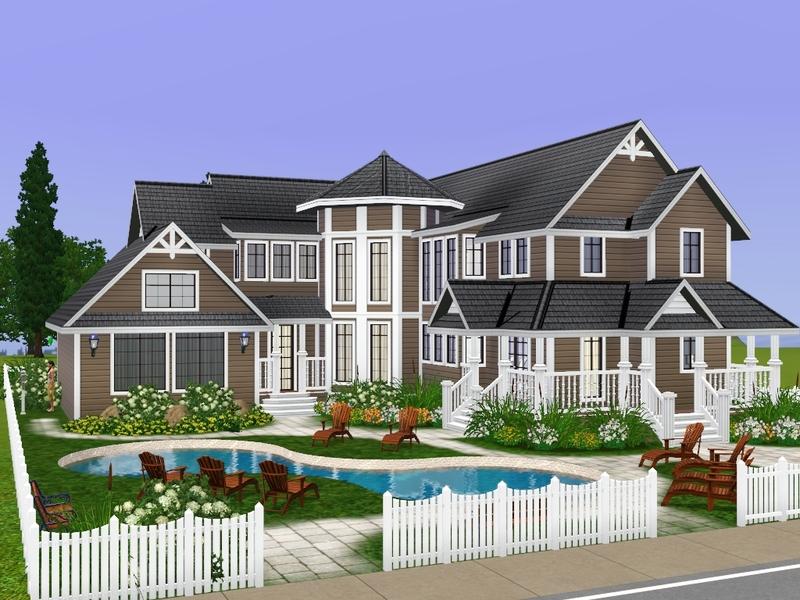 sims 3 villas