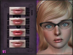 Sims 3 — LipsSet2 - Child v1 by Shojoangel — Hi....natural looking lipstick, is only for child (female and male)...3