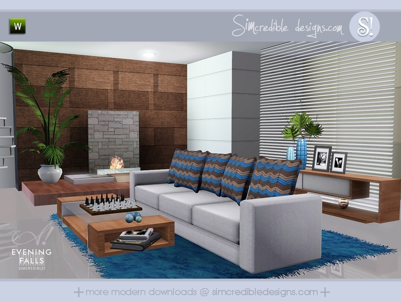 Sims 3 living room sets for Sims 3 living room sets
