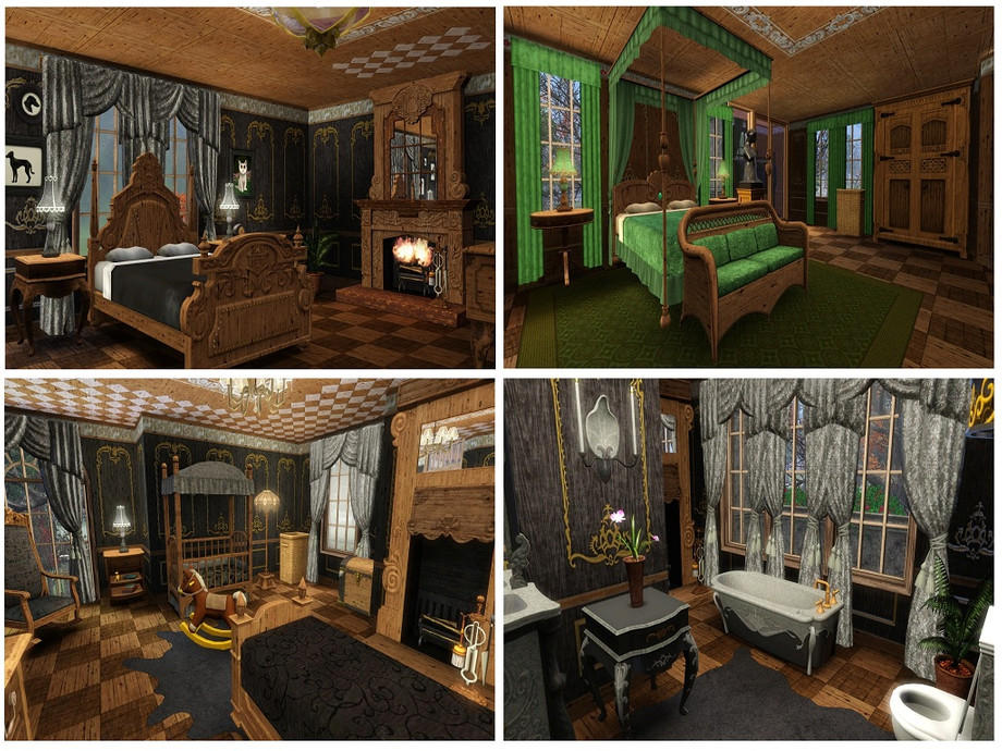 Camarossz28 S The Addams Family Mansion