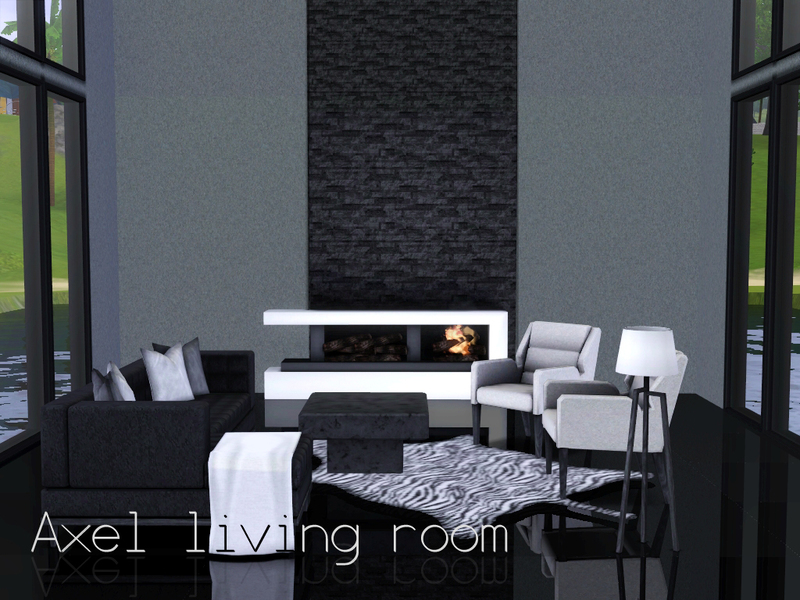 Axel living room