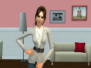 Sims 2 — Troian Bellisario  by cookiesandmilk5202 — Here she is, Troian Bellisario, the girl known for her role as