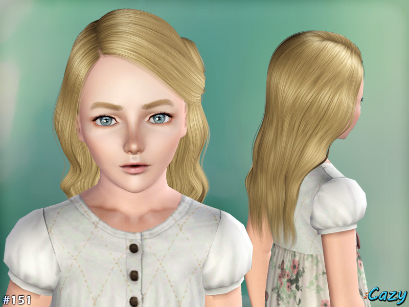 Hairstyles Girl Download: Cazy's Leah Hairstyle