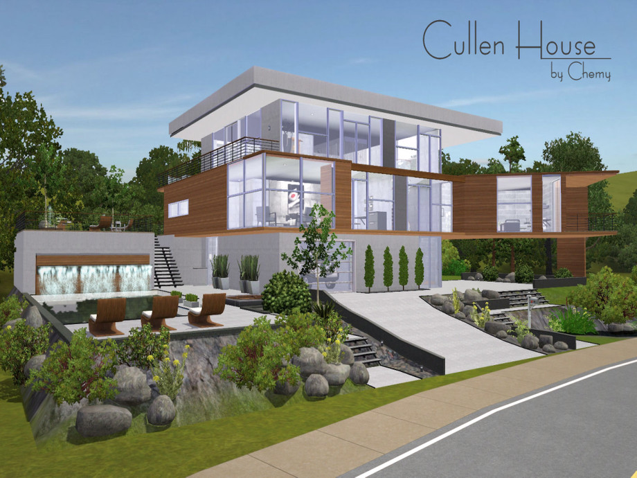 Chemy S Cullen House