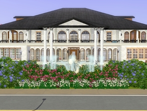 Free Sims 3 Downloads Mansion
