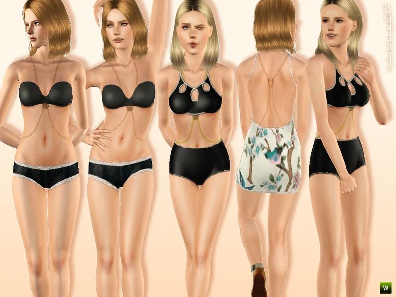 Тела Для Sims 3