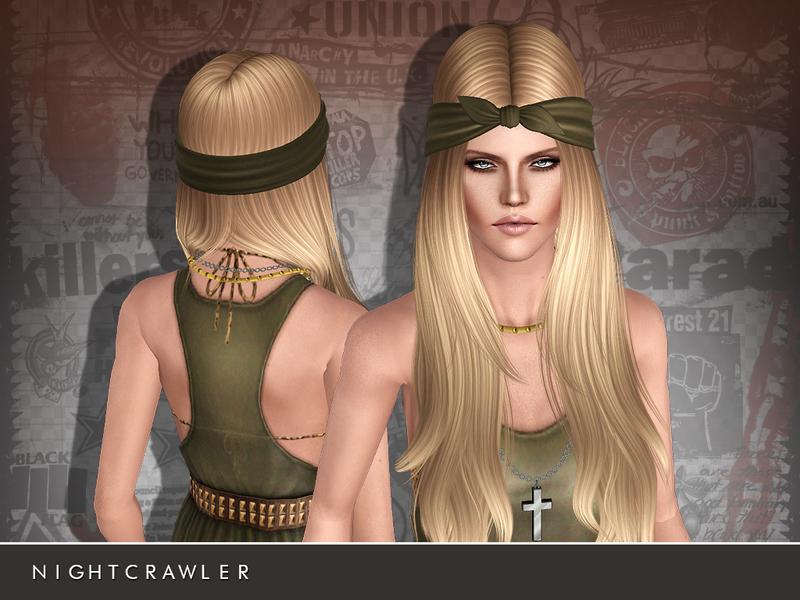 Nightcrawler Sims Nightcrawlerafhair24