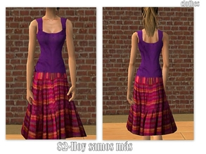 Sims 2 — 82- Purple outfit - single purple outfit by Well_sims — Beautiful purple outfit for your sim. -Single purple