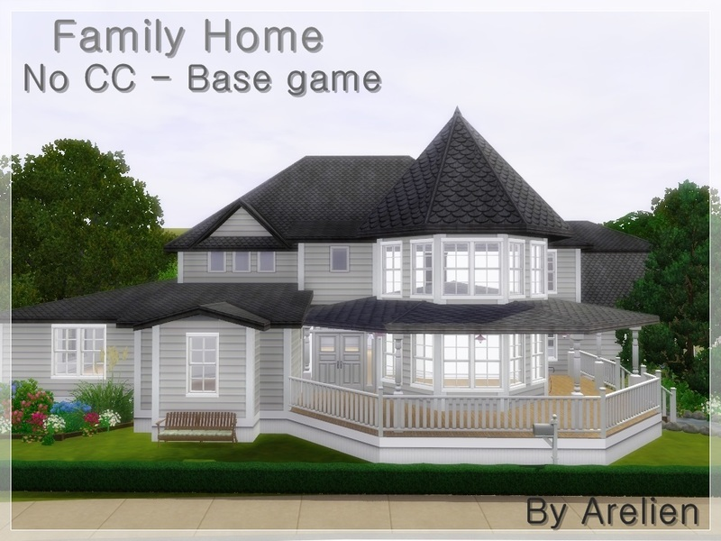 Arelien S Family House No Cc Base Game