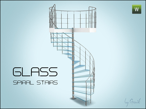 Sims 3 Downloads Spiral Stairs