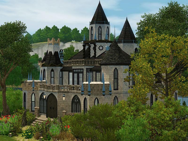 Ineliz S Enchanted Castle Unfurnished
