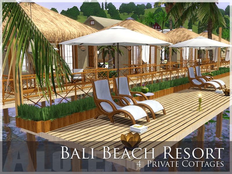 Aloleng 39 s bali beach resort for Beach house 3 free download