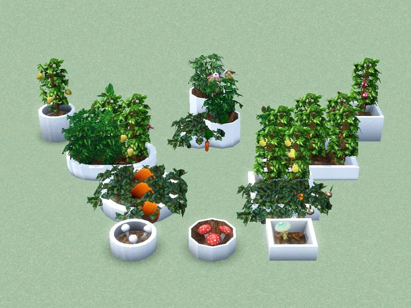 D2diamond S Boxed Planters Set