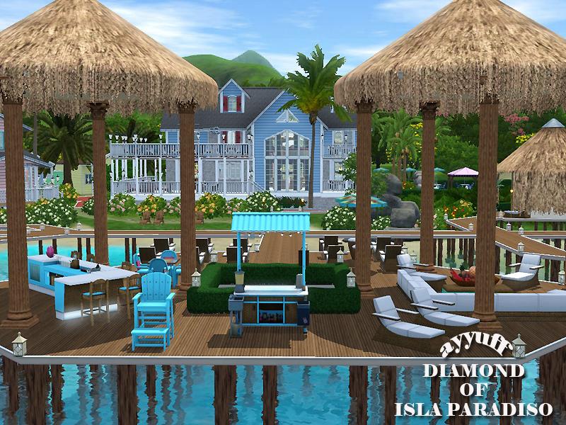 Ayyuffs Diamond Of Isla Paradiso Resort