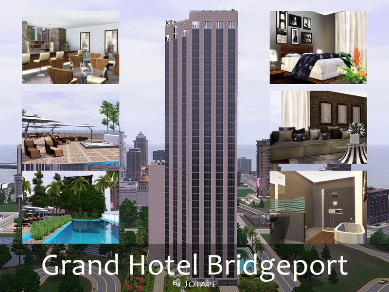 Jotape-'s Grand Hotel Bridgeport