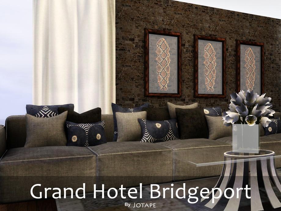 Jotape S Grand Hotel Bridgeport