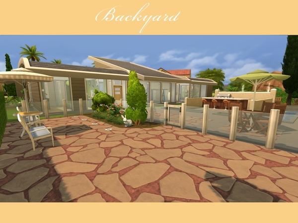 Casa moderna de vidro the sims 4 pirralho do game for Casa moderna 2014 espositori