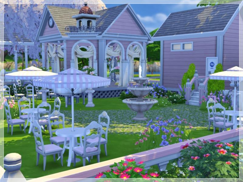 Arelien's Perfect Wedding Venue