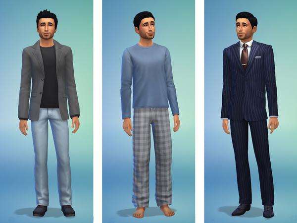 The Sims 4. Готовые симы W-600h-450-2480253