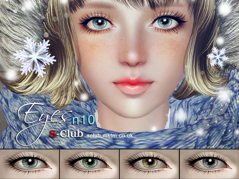 S Club Eyes N10
