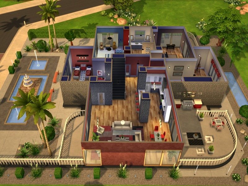 chemy 39 s modern oasis