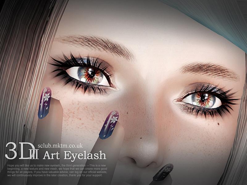 c577d687370 S-Club Eyelash Set N3A