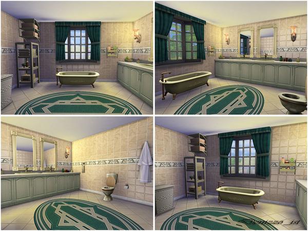 Casa moderna mini royal the sims 4 pirralho do game for Mini casas modernas