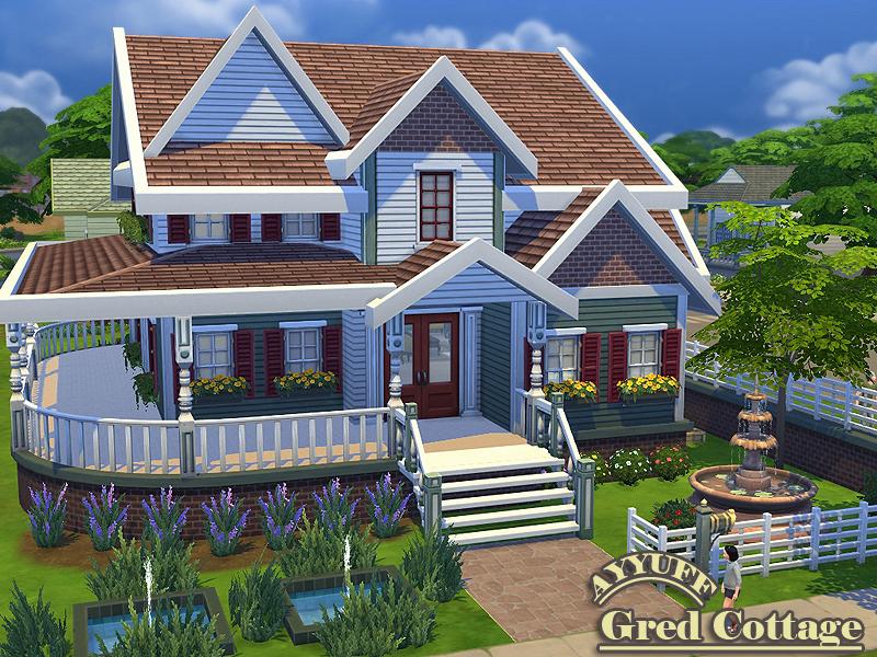 Ayyuff S Gred Cottage