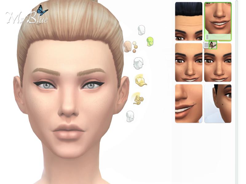 Facial Definition