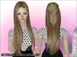 Sims 2 — Skysims-Hair-233 by Skysims — Skysims-Hair-233