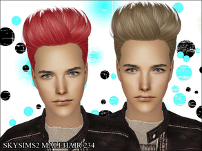 Sims 2 — Skysims-Hair-234 by Skysims — Skysims-Hair-234