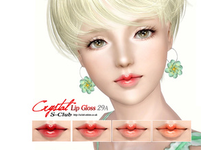 Sims 3 — S-Club_ts3-makeup-lipstick_N29A by S-Club — Hey everyone! These are lipsticks from N28 to N31 of our collection.