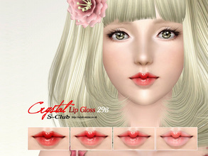 Sims 3 — S-Club_ts3-makeup-lipstick_N29B by S-Club — Hey everyone! These are lipsticks from N28 to N31 of our collection.