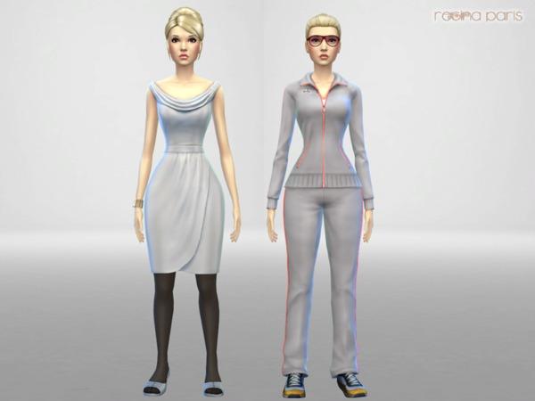 The Sims 4. Готовые симы W-600h-450-2484128