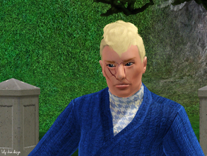 Sims 3 — Street Fighter - Abel by Lily-chan2 — Abel is a playable character in Street Fighter IV. Short about Abel: Abel