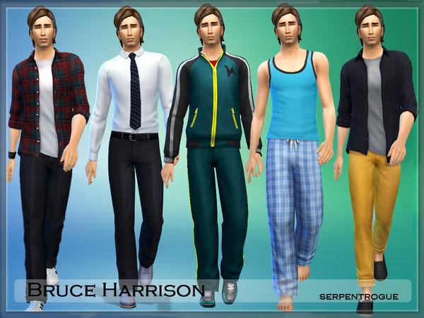 The Sims 4. Готовые симы W-600h-450-2486349