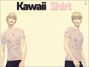 Sims 4 Male Clothing - 'kawaii'
