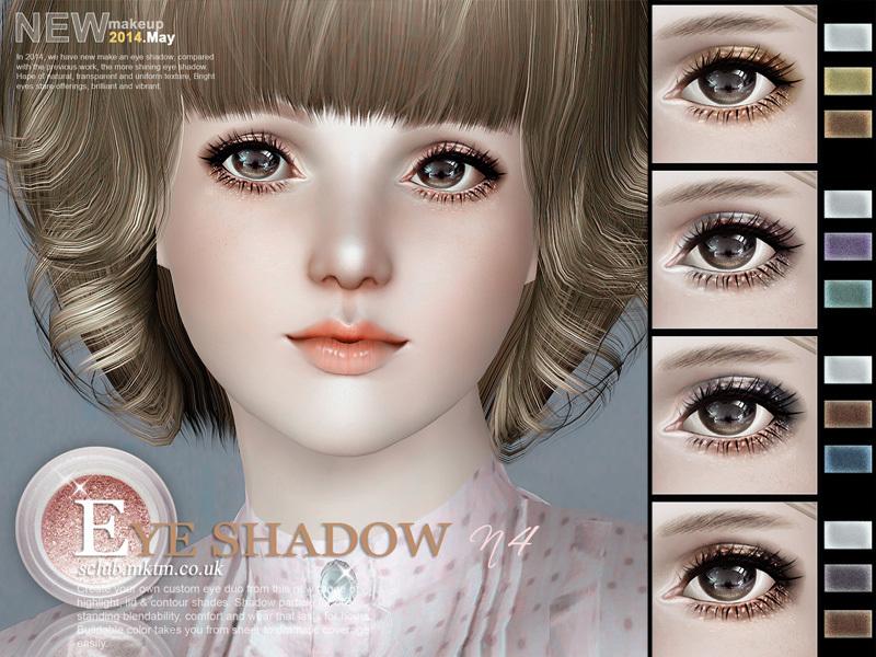 S Clubs Sclub Eye Shadow 04