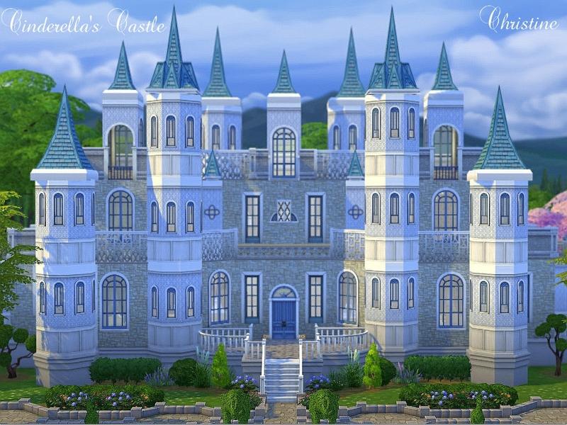 Cm11778s Cinderellas Castle