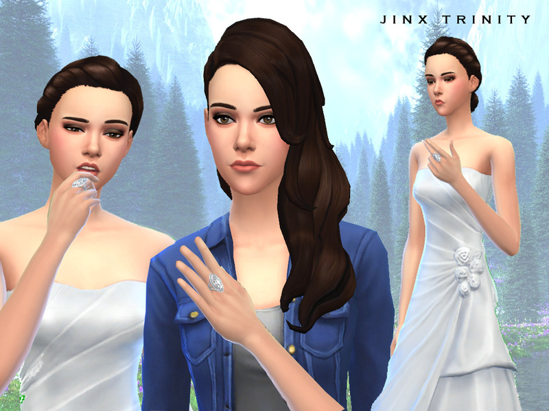 Jinxtrinity S Twilight Engagement Ring