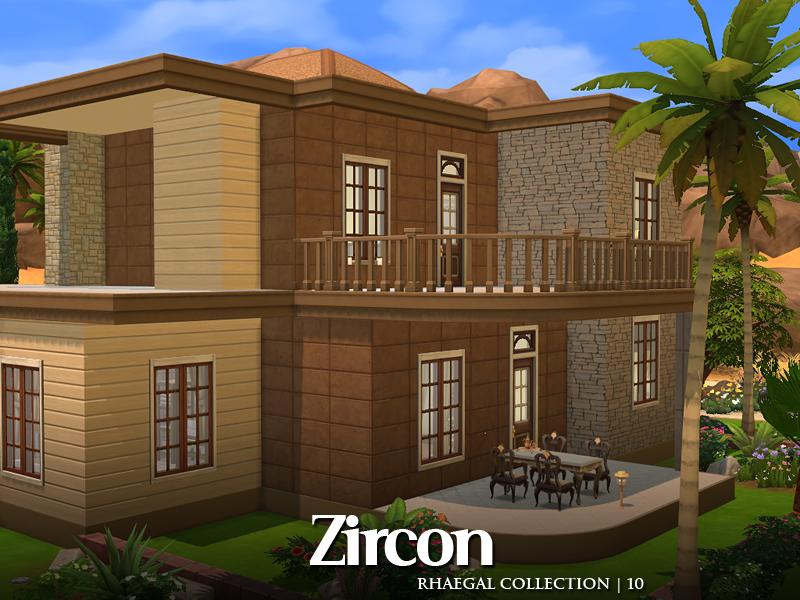 Casa moderna grande e espa osa the sims 4 pirralho do game for Casa moderna 2014 espositori