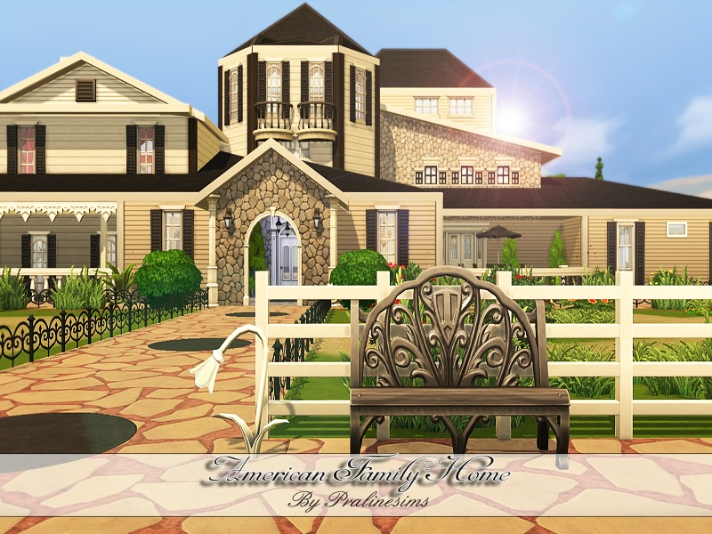 tsr archive 39 s american family home