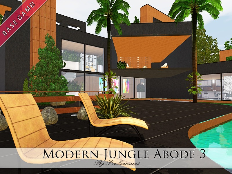 Modern jungle abode 3